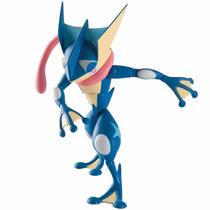 Figura Articulable Pokemon - Greninja - Tomy Original