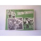 Afiche De La Película Tarzan El Temerario Johnny Weismuller