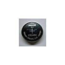 Paquete De 5 Pilas Bateria Cr2450 Cr2450 2450 Ecr2450 Kcr24