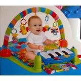 Gimnasio Piano Beiying Pataditas Para Bebé Unisex Musical