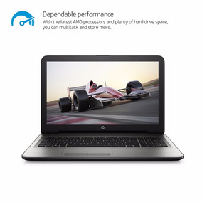 Hp 15-ba047cl Amd A10-9600p/8gb/1tb/dvd/win