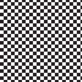 Adesivo xadrez preto e branco casa m veis e decora o for Azulejo a cuadros blanco y negro barato
