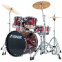 Set De Batería Sonor Smart Force Studio Wine Red Maple