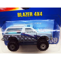 Chevrolet Blazer 4x4 (1995 Hw Serie) Se Abren Las Puertas