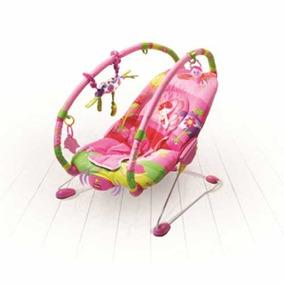 Cadeira De Descanso E Balanço Musical Princess Tiny Love