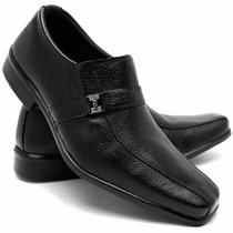 Sapato Social Infantil Bom E Barato Atacado 15 Pares Couro
