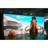 Pantalla Led P4 Interior Indoor Publicidad Eventos
