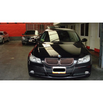 Bmw 323i Modelo 2008 Color Negro