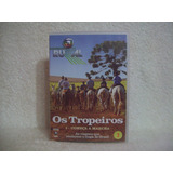 Dvd Original Globo Rural- Os Tropeiros- Volume 1