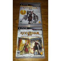 God Of War Saga + Origins Collection 5 Jogos Mídia Física