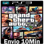 Grand Theft Auto V | Gta 5 | Português | Psn - Ps3 Envio Já