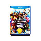 Super Smash Bros Nuevo - Nintendo Wii U