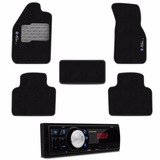 Tapete Fusca 59 A 96 + Mp3 Player Multilaser One -kit Equipa