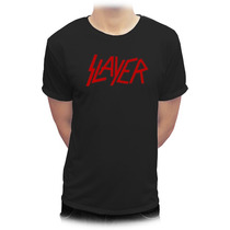 Slayer / Playeras Y Blusas /