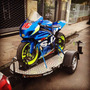Reboque Para Moto Basculante , Premium Reboques