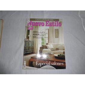 Revista Decoración Nuevo Estilo,fotos, Ideas Para Interiores