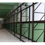 Rack Individual Para 6 Pallet De 1 X 1,20 Y 1200kg X Plano
