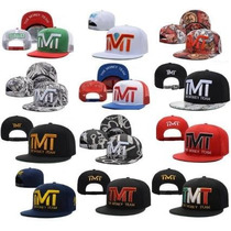 Gorras Snapback Planas Tmt Floyd Mayweather The Money Team