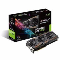 Placa De Vídeo Asus Gtx 1060 6gb Oc Strix-gtx1060-o6g Gaming