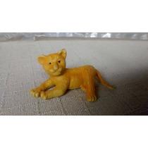 Boneco Coleção Animais Fazendinha Guliver Leão Filhote