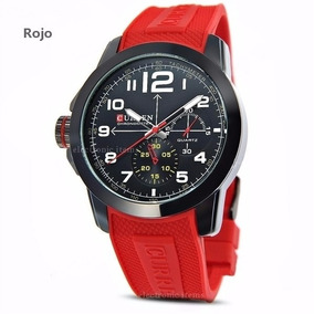 Reloj Para Caballero Con Subdiales Curren Sport