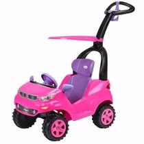 Nuevo Push Car Adventure, Montable Guiado Para Bebe Prinsel
