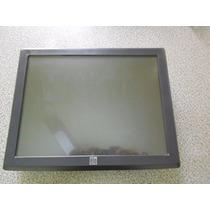 Monitor Touch Screen Elo 1515l Para Automação Cabo Serial