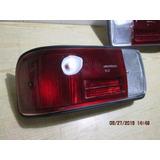Lanterna Traseira *vermelha Completa Karmann Guia Tc