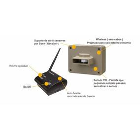 Sensor De Presenças Infravermelho - Segurança Para Sua Casa