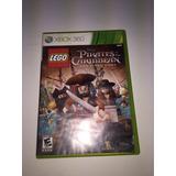Piratas Del Caribe Lego Xbox 360