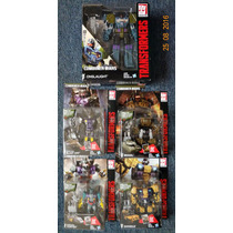 Bruticus Transformers Combiner Wars 5 Figuras Combaticons