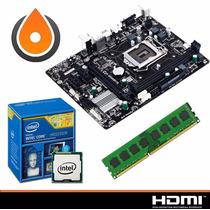 Combo Actualizacion Pc Oem Cpu Intel Core I5 + Hdmi + 8gb
