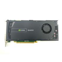 Placa De Video Nvidia Quadro 4000 2gb Ddr5 256bit Hp Z600