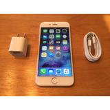 Iphone 6 Plata 64gb Liberado Estetica 9.8