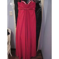 Vestido De Fiesta - Liliana Clauss