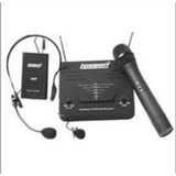 Microfonos Inalambricos Lexsen U29