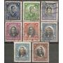 Chile Antiguo Serie Completa Yvert Año 1928 Dentado 13,5x14