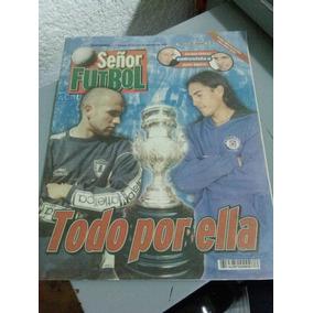Final Invierno 99 Pachuca Vs. Cruz Azul - Sr. Fútbol.