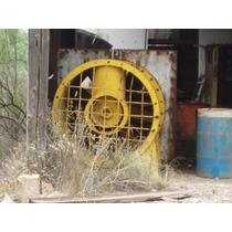 Ventilador Industrial Gran Volumen Sin Motor