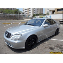 Mercedes Benz Clase S 55 Amg - Automatico
