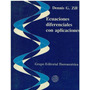 Libro, Ecuaciones Diferenciales Con Aplicaciones Dennis Zill