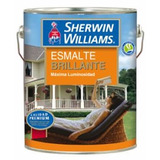 Esmalte Sintetico Sherwin Williams Brillante Verde Grama