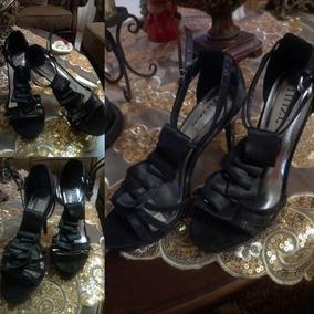 Sandalias De Vestir Para Dama Negras