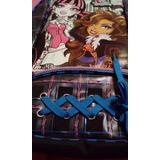 Mochila Monster High,super Promoção,sem Rodinhas Última Peça