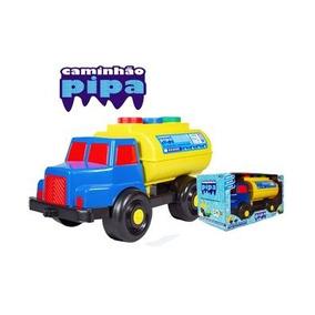 Caminhão Pipa Caçamba 223 - Maptoy