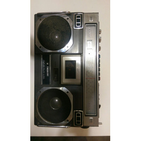 Radiograbador Vintage Antiguo Trident
