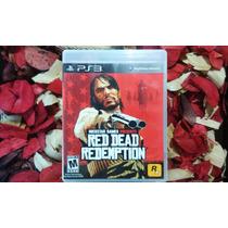 Red Dead Redemption - Mídia Física - Ps3 - Impecável