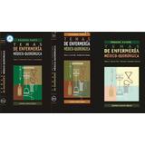 Médico Quirúrgico Libros De Enfermería Colección