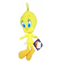 Peluche Original Tweety Piolin Looney Tunes 24cm