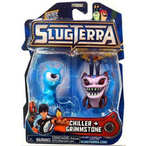 Figuras Bajoterra 2 Pack Hield Y Grimmstone